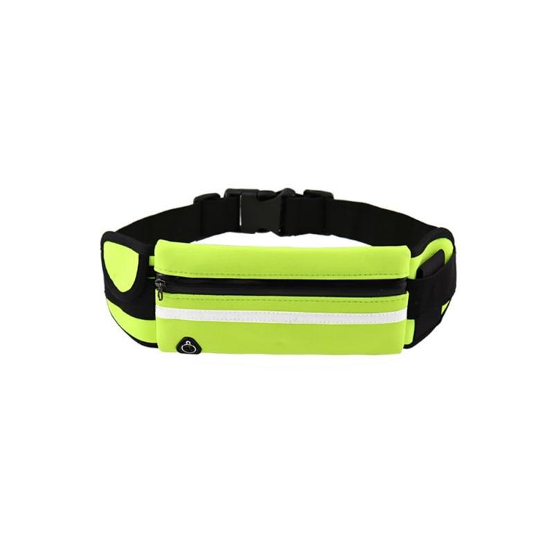 Anti-theft Mobile Phone Running Waist Bag Fanny Pack Belt Money For Running Jogging Cycling Sport Running Waterproof Belt Waist