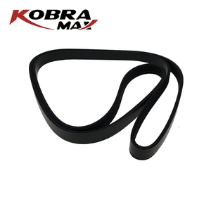 Image 5 - KOBRAMAX Auto onderdelen Driehoekige Multiriem 5PK1750 Gemaakt van Hoge Kwaliteit Rubber Gwear Weerstand Voor Renault