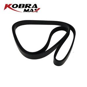 Image 5 - KOBRAMAX אוטומטי חלקי משולש v מצולע חגורה 5PK1750 עשוי באיכות גבוהה גומי Gwear התנגדות עבור רנו