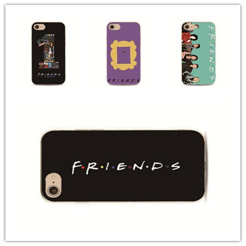 FRIENDS DOOR FRAME PEEPHOLE phone case for iPhone 7 plus 4 4s 5 5s 5c se 6 6s iPhone7 for Samsung S5 S4 S6 S7 edge 6 s 5 s cover