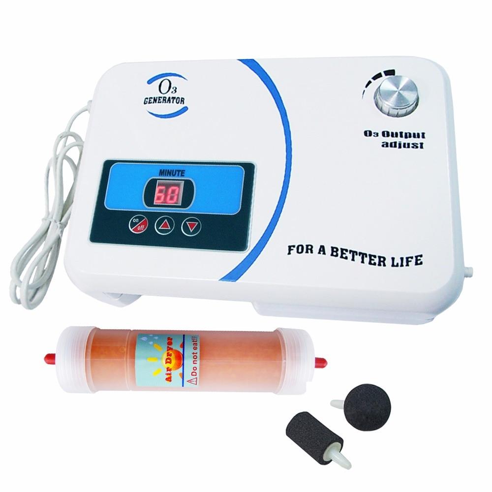 G N Rateur D Ozone Portable Purificateur D Eau Air S Che Pompe