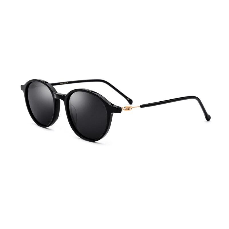 Черный/коричневый поляризованных солнцезащитных очков Для женщин овальная 4 цвета UV400 очки для Для женщин приходят с коробкой Размеры ...