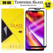3D Screen Protector Film Full Cover Tempered Glass For LG G5 G6 G7 Stylo 3 Stylo