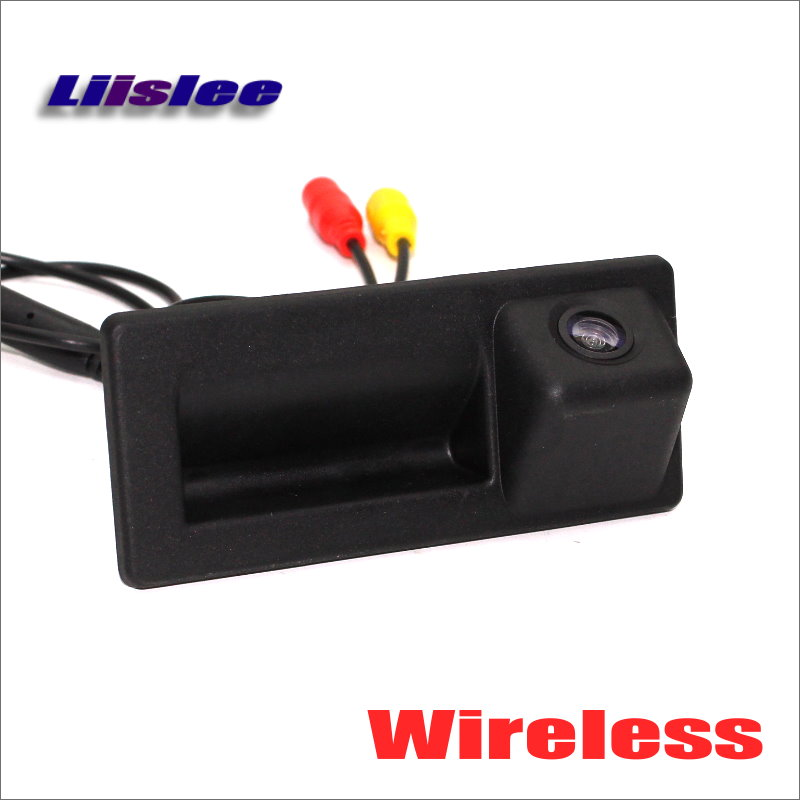 Liislee Reverse Parking Back Camera For Audi A3 S3 RS3 MQB 8V 2013~2017 / Car Wireless Rear View Camera / HD Night Vision