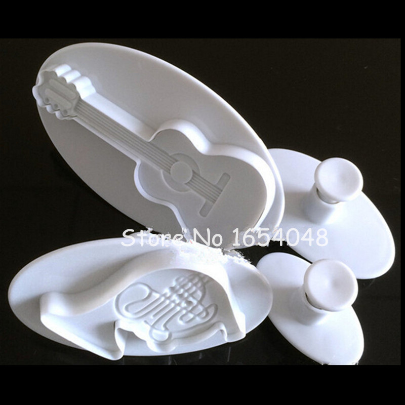Cake Decorations Musical Instruments : Online Buy Wholesale musical instrument cakes from China ...