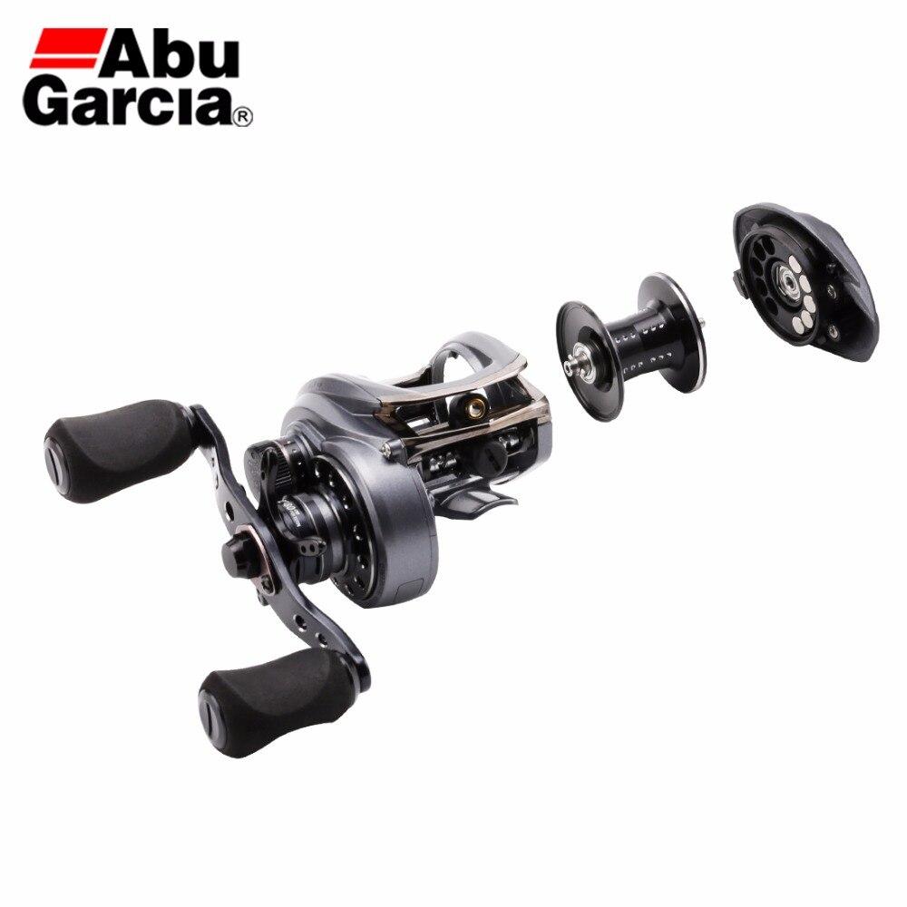 Abu Garcia Revo ALX 8.0:1 Baitcasting Fishing Reel  3