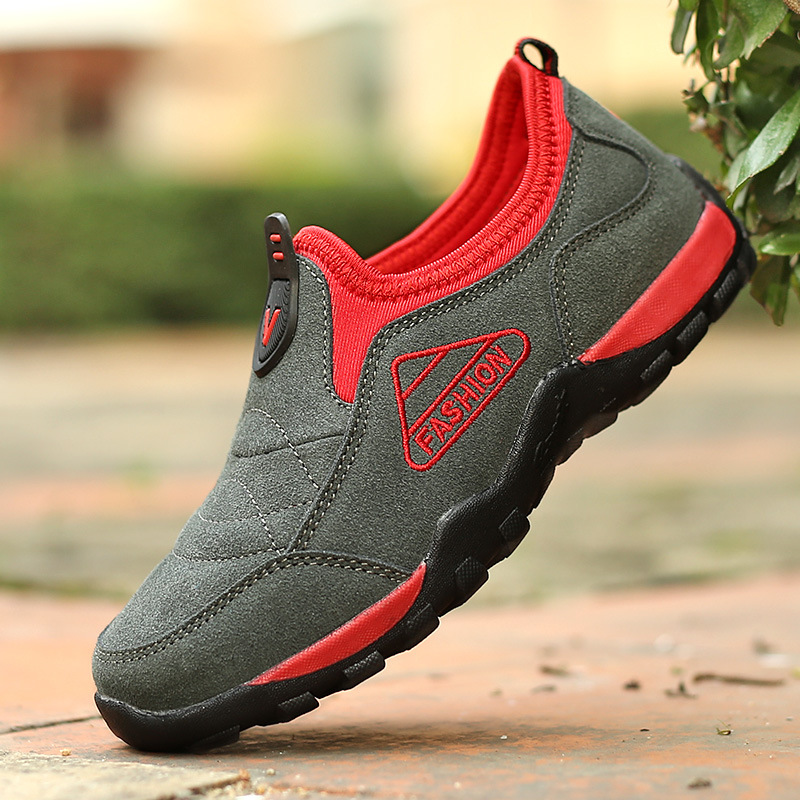 Children Shoes Boys Casual Shoes Kids Sneakers   Suede   Cowhide   Leather   Sport Shoes Spring Autumn Brand Boys Walking High Quality