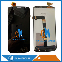 Replacement Black Color For Explay Communicator LCD With Touch Screen Digitizer High Quality 1PC/Lot