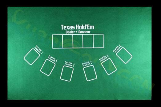 Техасский Холдем, не тканый коврик для столов, игра в покер, столешница, 21 дюйм, кости, скатерти, вечерние поездки, Семейные развлечения, игрушки-0