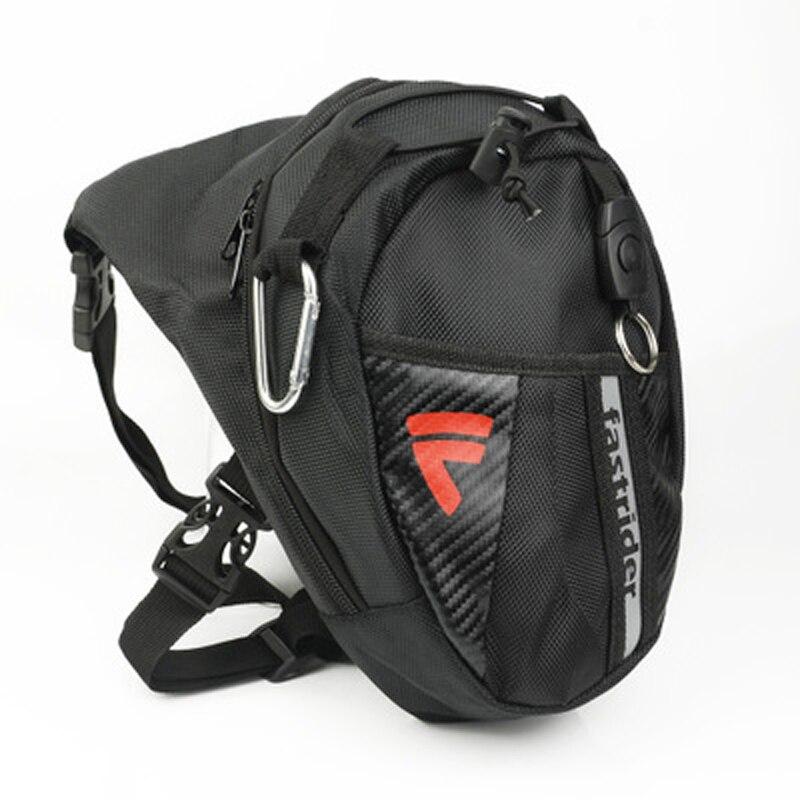 Motorcycle drop leg bag Waterproof Nylon Motorcycle bags outdoor Casual waist bag motorcycle Fanny Pack OEM moto bag wholesale