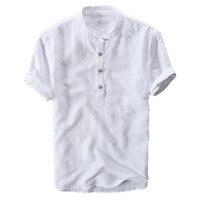 Летние рукава футболки мужские с коротким рукавом корейской версии свободные Пятиточечные рукава на одежде тренд круглый вырез с коротким
