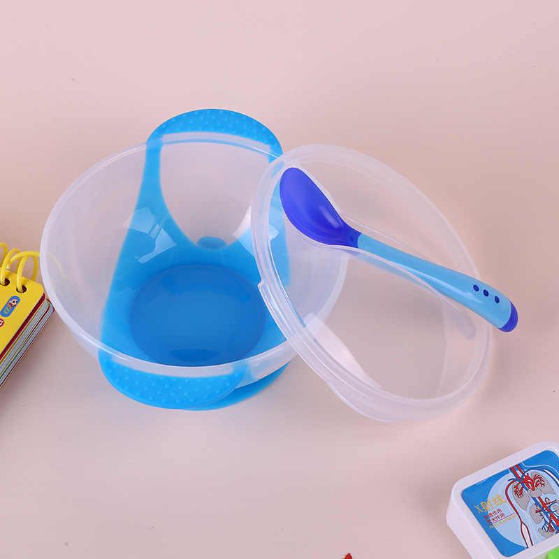 ชุดอาหารเด็กชุดทารกจานชามเด็กอาหารถ้วยเครื่องครัวแผ่นเด็กสำหรับเด็ก Bpa ฟรีอาหารเย็นจานช้อน