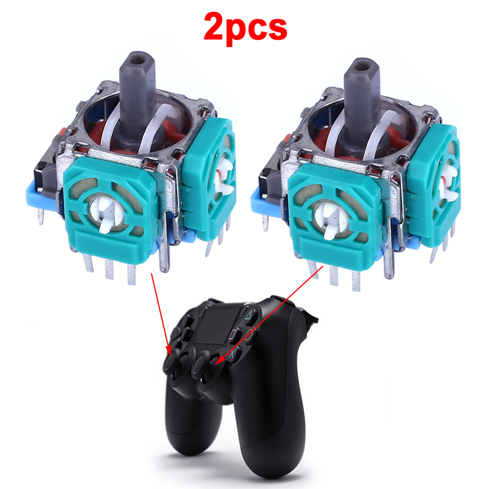 Controller Sensor Module Replacement 3D Analog Stick Thumb For PS4 Gamepad Dualshock 4 Xbox Repair One Wireless Controller