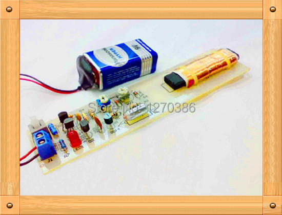 Free Shipping!!!  Metal detectors Kits / Electronic DIY production (spare parts) module