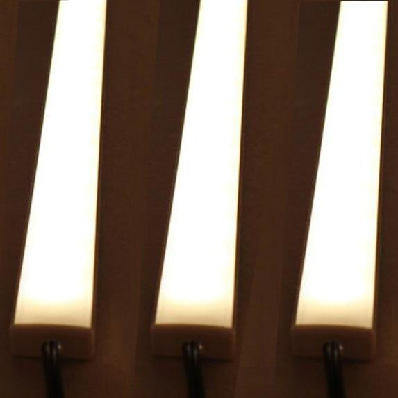 20 шт./лот 50 см 5730 бар полосы свет бар Кухня светодиодные панели 36LED 12 В LED Жесткий полосы белый 4500 К 6000 К с U falt крышка ...