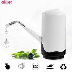 Легкий насос воды к бутылке с автоматическим USB Электрический диспенсер для воды Drinkware инструменты для путешествий на открытом воздухе