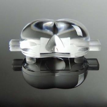 60 * 135 degrees XP series Acrylic LED street lights lenses peanuts lens 3535 lights lenses