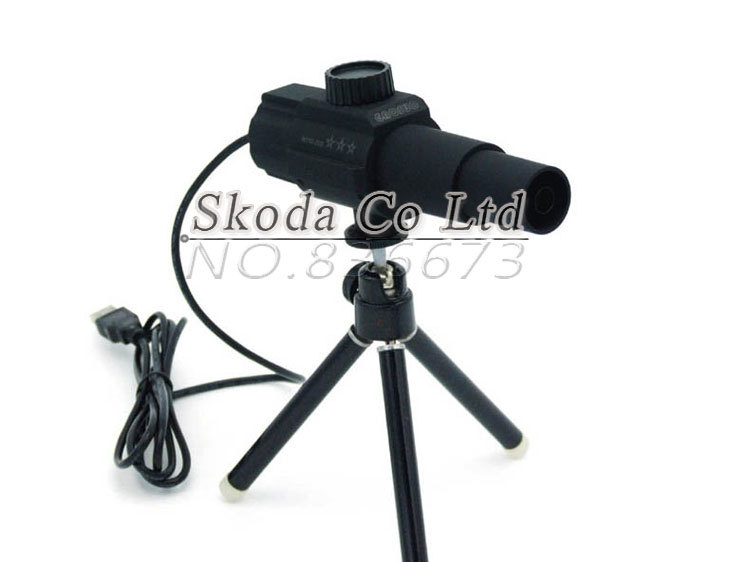 New Arrival 2 0MP Smart font b Digital b font Telescope Monitor Magnifier Take pictures video