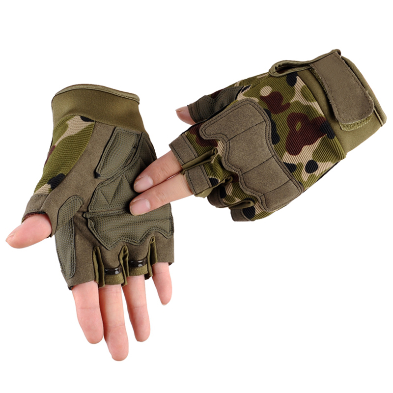 Camouflage Glove Sports Fitness WeightLifting Gloves Men And Women Training Sports Gym Gloves Wrist Support Glove цена 2017