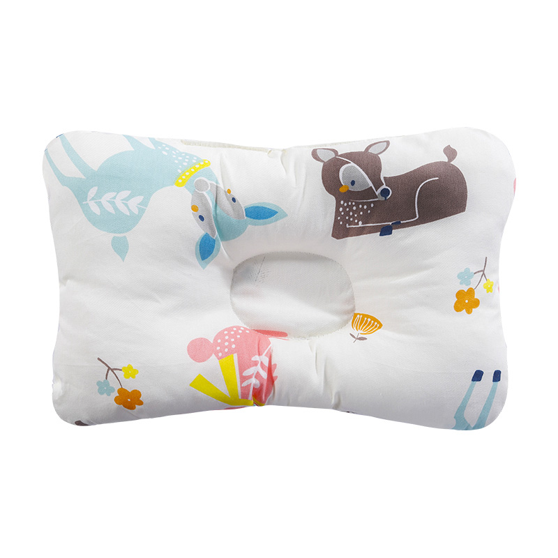 [Simfamily] новая Брендовая детская подушка для новорожденных, поддержка сна, вогнутая подушка, подушка для малышей, подушка для детей с плоской головкой, детская подушка - Цвет: NO12