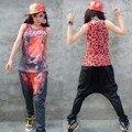 2016 Мода Весна Лето 3d Животных Печати Футболка Повседневная Женщины Хип-Хоп Тигр Футболка Leopard Текстуры Camisas Девушки