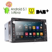 7 Quad Core Android 5 1 OS Special font b Car b font DVD for Volkswagen