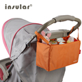 New Arrival Free Shipping Multifunctional Stroller Organizer Bag Baby Diaper Bags Liner Bag Changing Bags For Strollers