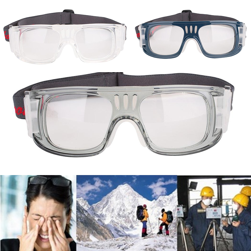 a1896757a2 Professional Sport Goggles Frame Prescription Outdoor Unisex Anti Shock  Explosion Glasses Sport Soccer Ball Basketball Safety