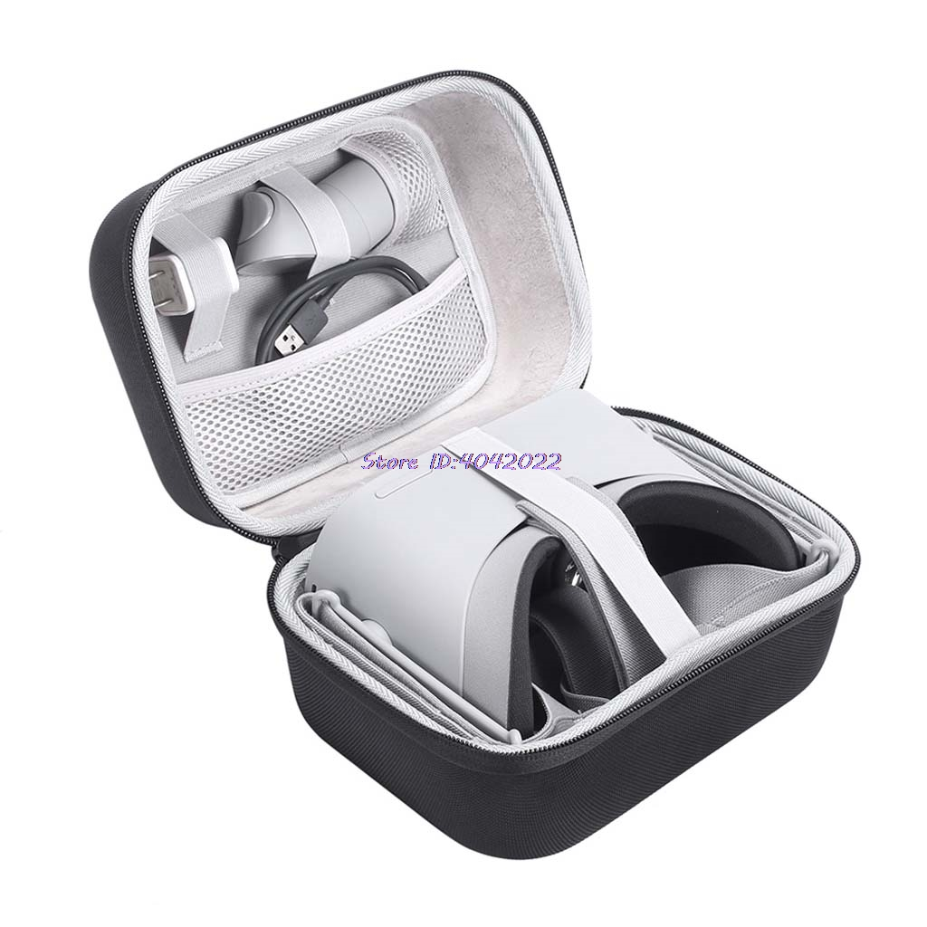 VR Glasses Hard Case Storage Bag Travel EVA Handbag Box for Oculus Go VR Headset