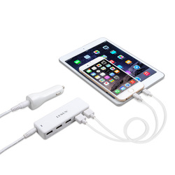 5 ports usb car charger dc adapter for iphone 6 5 5s 4 4s samsung galaxy.jpg 250x250