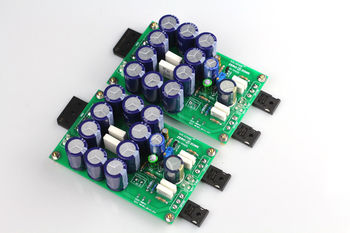 ZEROZONE Assembeld PA-05 PASS ACA Single-ended Class A FET+MOS amp board 5W+5W L4-48