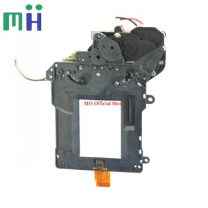 Image 2 - For Nikon D7000 D7100 D7200 Shutter Unit ( NO Blade ) with Motor Assembly Component Part Camera Repair Spare Part