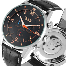 Watches Mechanical Numerals Dial