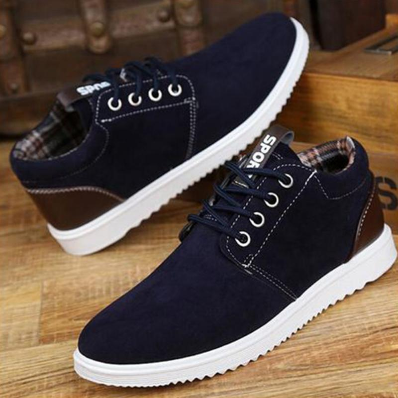2018 New Fashion Men British Outdoor Shoes Sports Shoes Wear Resistant Casual Sneakers wear resistant casual men backpack