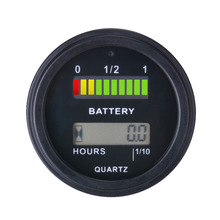 Meter Battery Battery GEL