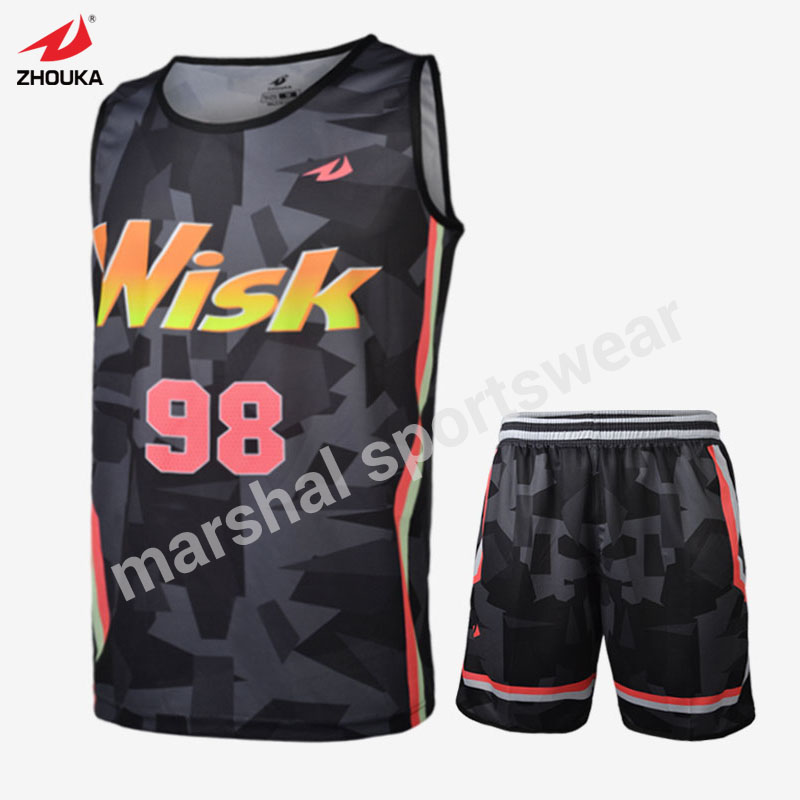 high quality make a jersey basketball cheap sublimation basketball jerseys where can i buy OEM basketball