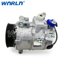 AUTO AC COMPRESSOR for LAND ROVER Discovery III 2004 2009 RANGER ROVER SPORT V8 XF DISCOVERY