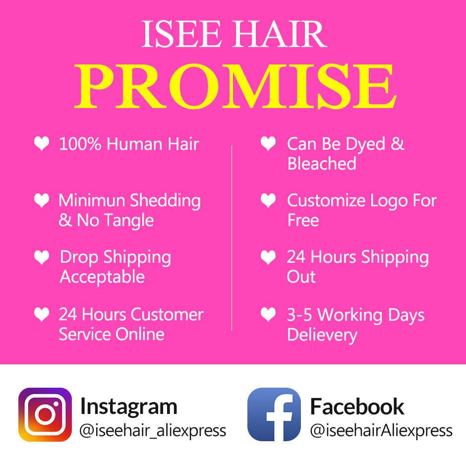 Pelucas de onda corporal para mujeres negras Remy 13X4 pelucas de cabello humano peruano 130%/150%/180% densidad pelucas de cabello humano frontal de encaje ISEE