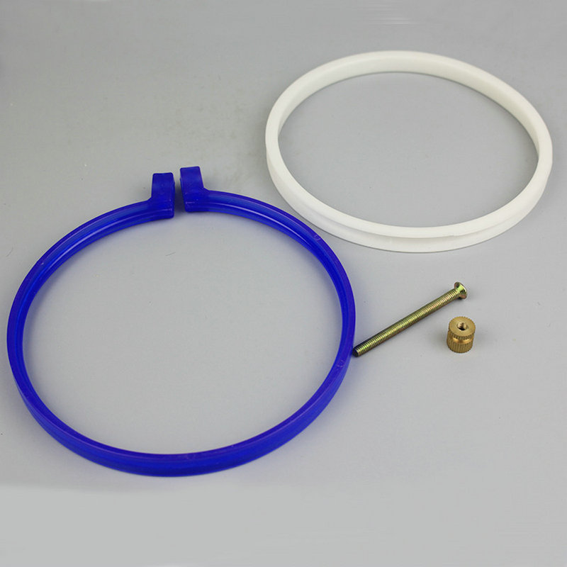 1 PC New Adjustable Embroidery Hoop Sewing Tools Plastic Cross Stitch Hoop Set Embroidery Hoop Ring Frame For Women Gift in Sewing Tools Accessory from Home Garden