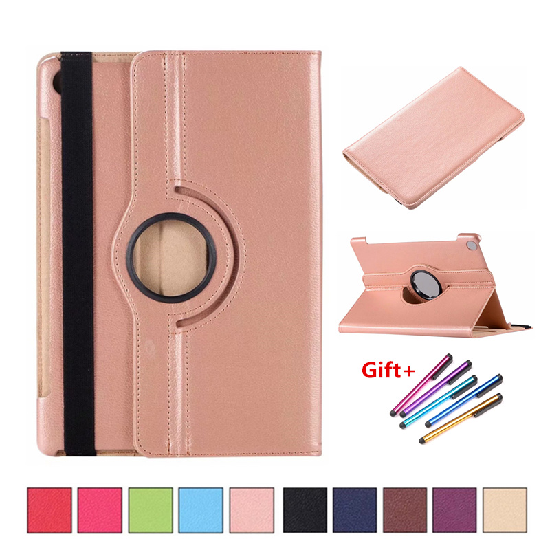 360 Rotating Case For Huawei Mediapad M5 10.8 Stand Cover Case Fundas For Huawei Mediapad M5 Pro 10 10.8