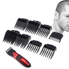 2020 kemei 8 шт универсальная машинка для стрижки волос предел