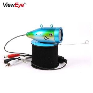Image 5 - ViewEye Tek Sualtı Balıkçılık Kamera Aksesuarları Için 7 inç Balık Bulucu 12 LED IR Kızılötesi Lamba Veya Parlak Beyaz LED