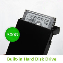 2.5 Inch External Hard Drive 1tb USB HDD Case plastic Black portable hard drive Free Shipping