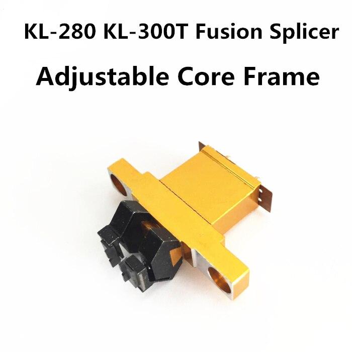 Jilong KL-300T KL-280 Fusão Splicer Núcleo Ajustável Quadro 1 pcs Free shopping
