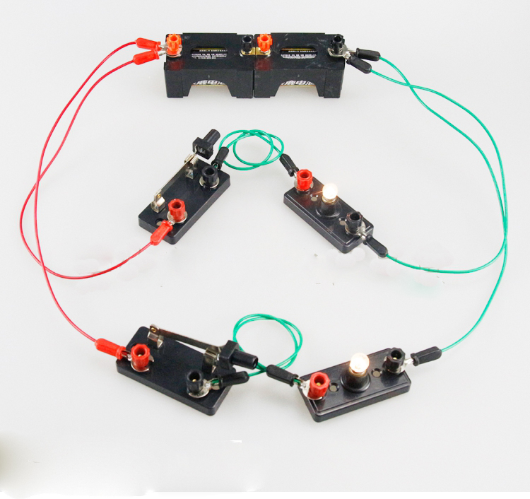 Amazing 5 Way Rotary Switch Wiring Diagram Thick 5 Way Switch Guitar Round Bulldog Vehicle Les Paul Toggle Switch Wiring Youthful Www.bull Dog BrightSolar System Diagram Aliexpress.com : Buy The Experimental Circuit Set, Series ..
