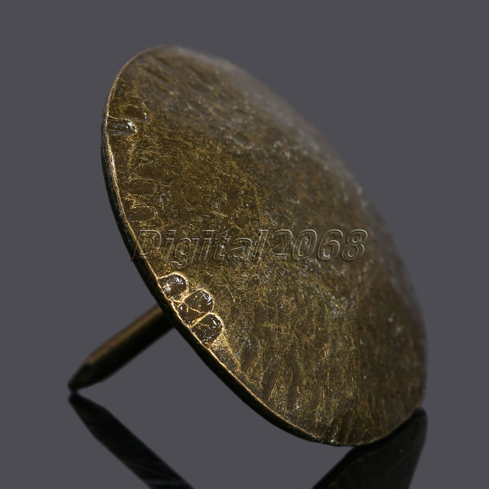 50 Unids Muebles De Nido De Abeja De Bronce Pins Tachuelas  # Muebles Nido De Abeja
