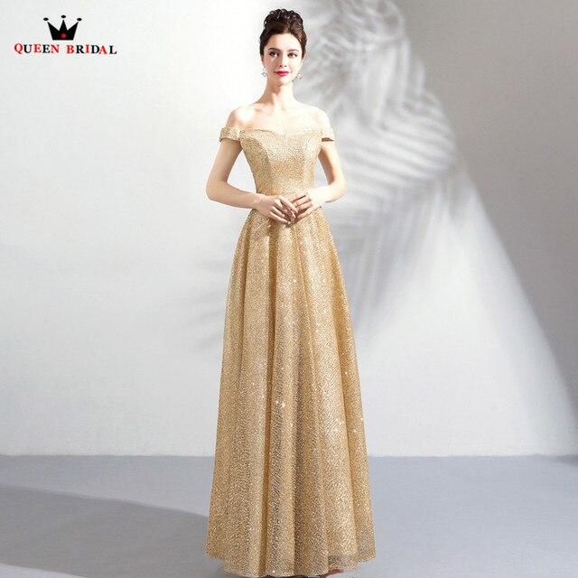 New Elegant Long Evening Dresses