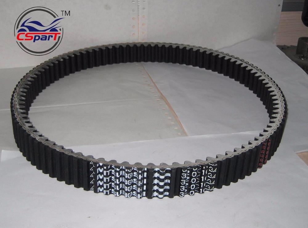 цена на Belt 32.0 1034 500 Engine Transmission Drive CVT Belt For Kazuma Jaguar 500cc atv Quad Parts