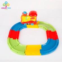 Juguete para bebés «El trenecito corre»
