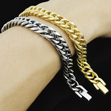 Bracelets Wristband 22cm,9mm Men's